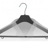 Вешалка для одежды пластик