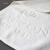 Полотенце махровое с логотипом гостиницы