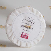 Мыло в гофрированной упаковке для гостиниц
