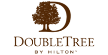 Логотип нашего клиента отеля doubletree