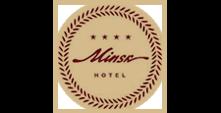 Логотип нашего клиента гостиница Минск
