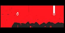 Логотип нашего клиента гостиницы Виктория