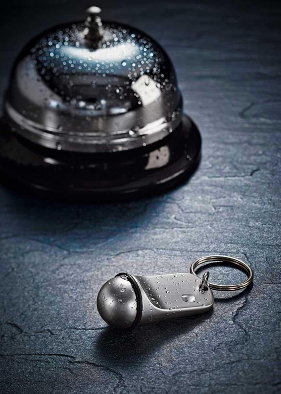 Брелок и звонок для гостиниц