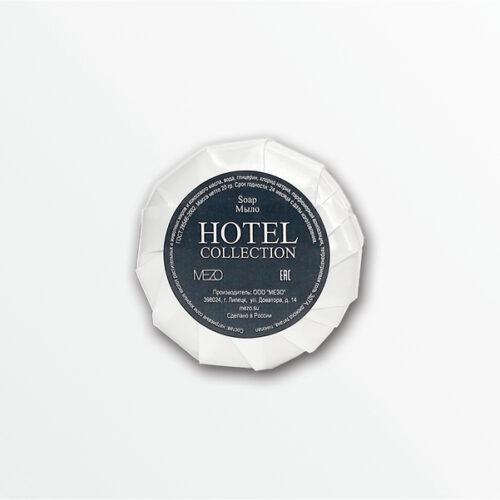 Мыло гостиничное 20 грамм в бумажной упаковке