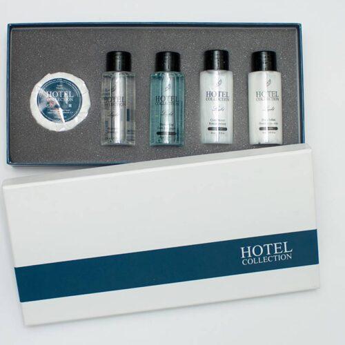 Hotel Collection подарочный набор с открытой крышкой